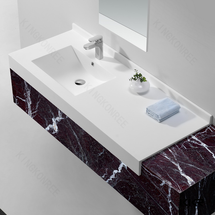 Artificial Stone solid surface outdoor garden sinks