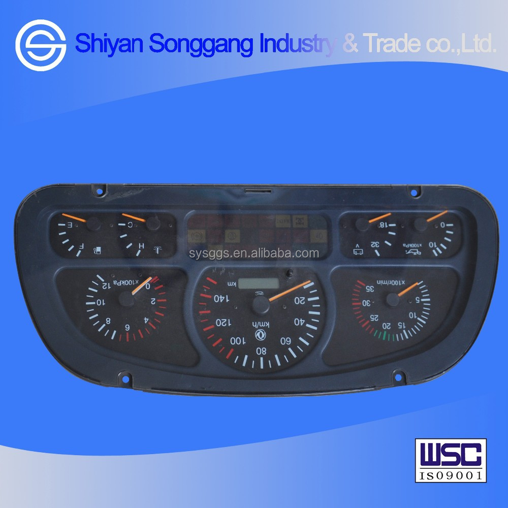 New Design D901 Combination Meter Assembly 3801010-N9HC0 for Dongfeng Kinland Truck