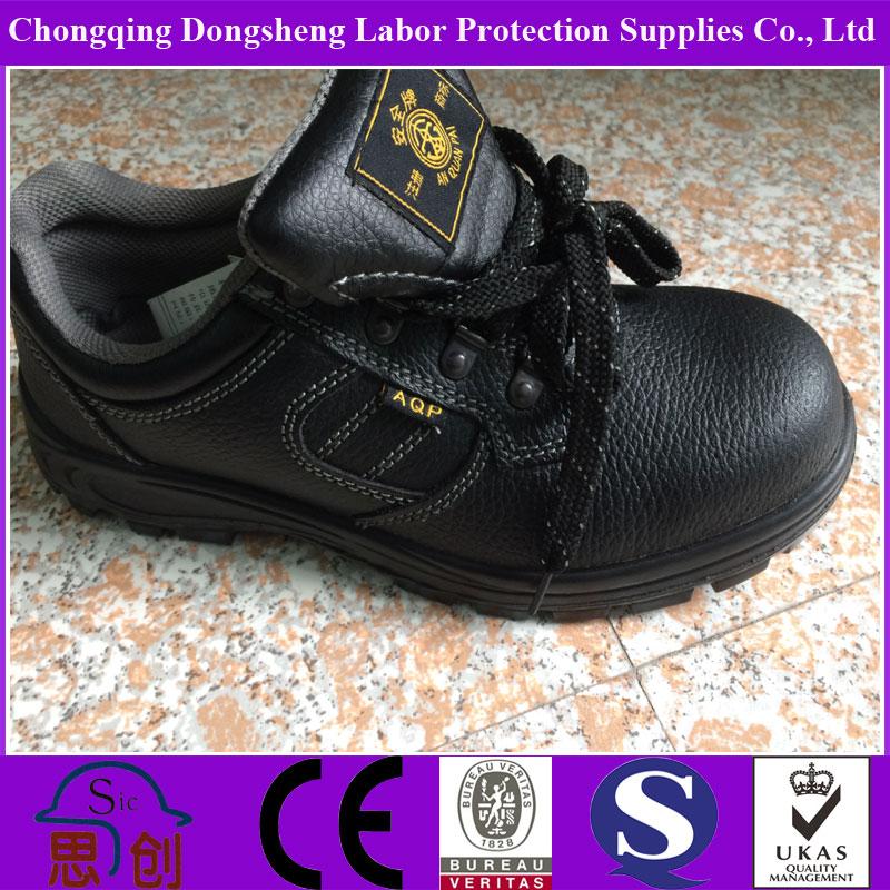 Office Safety Shoes Men Oil Resistant Shoes Soles