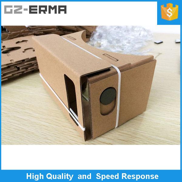 2016 Горячие Продажи Google Cardboard Виртуальной Реальности 3d Очки ... 1e0c91bd72346