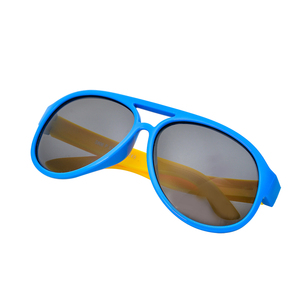 97256ed4ca Rubber Frame Sunglasses