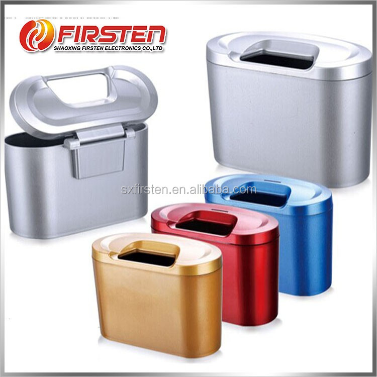 Hot sale Recycling Fashionable Auto durable car garbage can