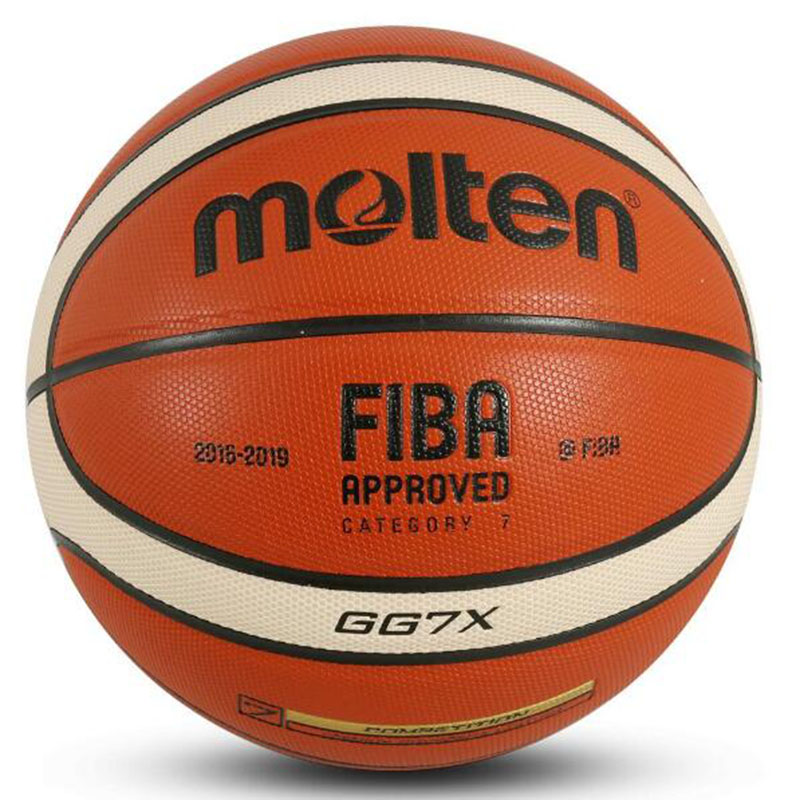 baloncesto professional Molten GG7X GG7 indoor outdoor custom PU basketball ball