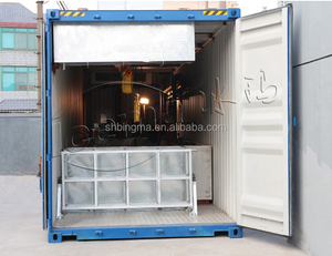 Factory Directly Wholesale for hotel,ice factory,fishing container ice block machine