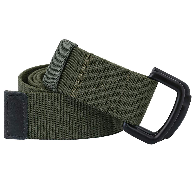 97633caf387 Get Quotations · moonsix Elastic Belts for Men