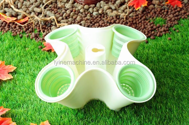 Wholesale auto watering flower pot fancy plant pot buy for Fancy flower pots