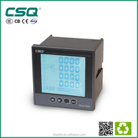 PD652Z-9FY CE LCD 96*96*80mm kwh meter digital 3 phase