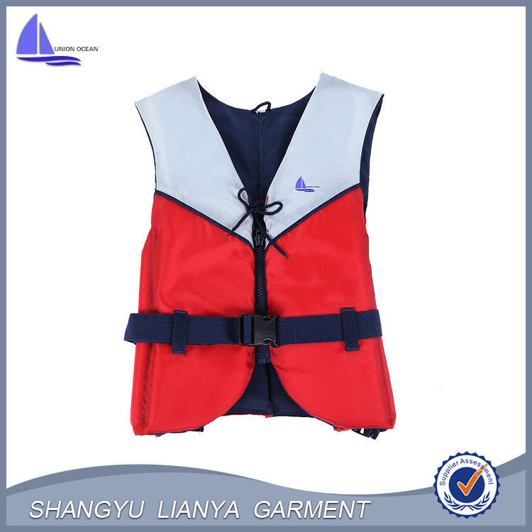 2017 Newest 10 Years Experience Colorful junior life jackets