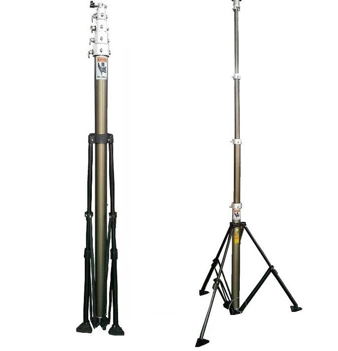 10 feet ham radio telescopic mast for antenna, View ham radio telescopic  mast, Talents Product Details from Tianjin Talents International Trade Co ,
