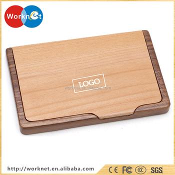 Alibaba wholesale walnut woodcherry wood business card holder alibaba wholesale walnut woodcherry wood business card holder wooden name card case colourmoves