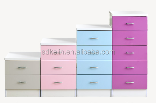 mini wood chest of drawers for kids