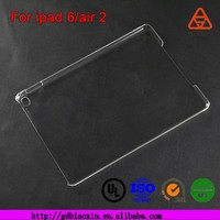 Christmas promotion crystal case for Ipad 6/air 2 case, high quality phone case, case cover for Ipad 6/air 2