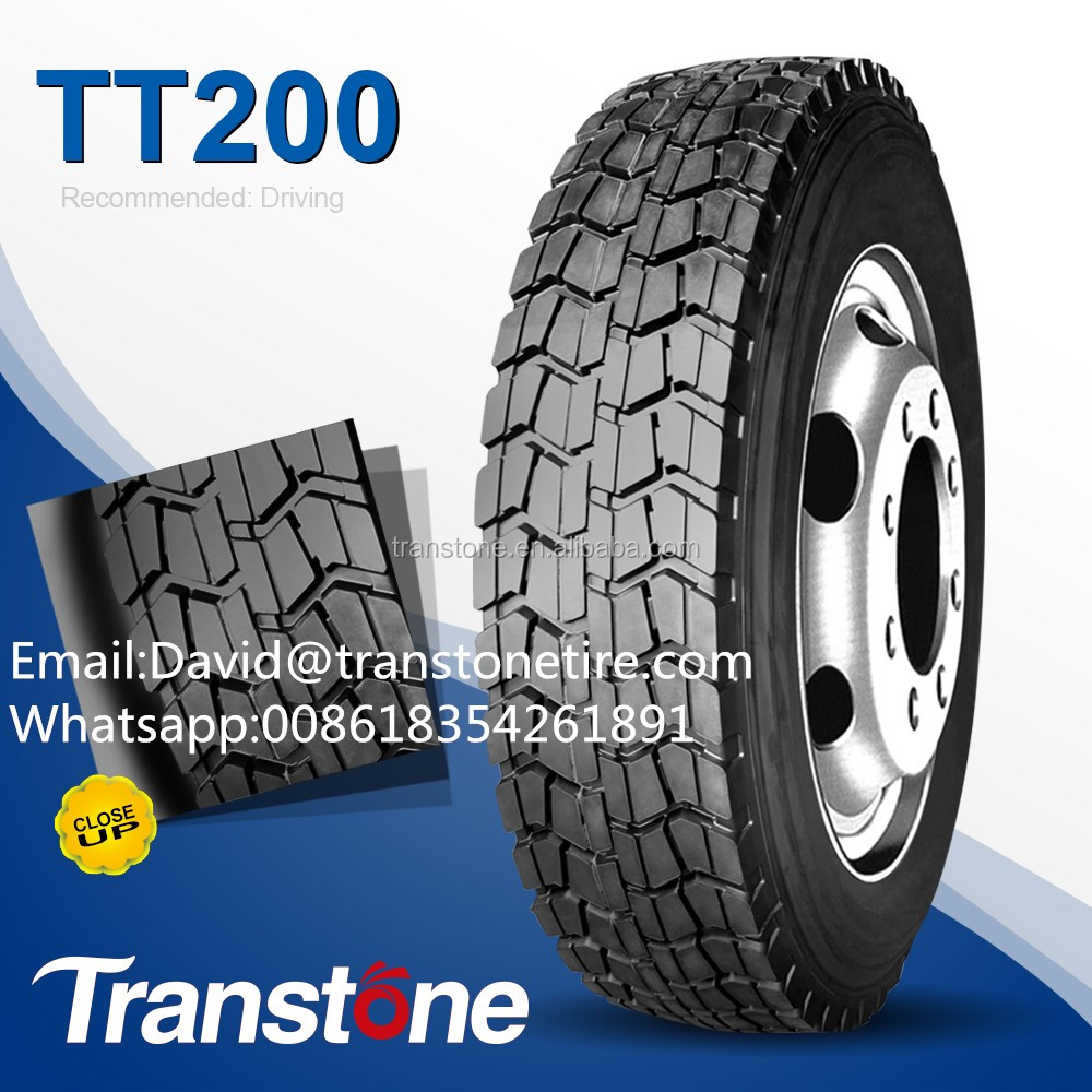 Tyres produced in China 1200R24 11R22.5 mine tyre Heavy all steel truck tyre chinese truck tyre