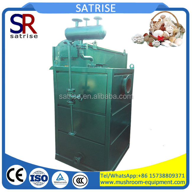 WNS Series Horizontal Oil/Gas Fired Steam Boilers