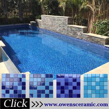 Kända Billig Preis Keramik Pool Mosaik Fliesen Für Schwimmbad - Buy Pool OR-69