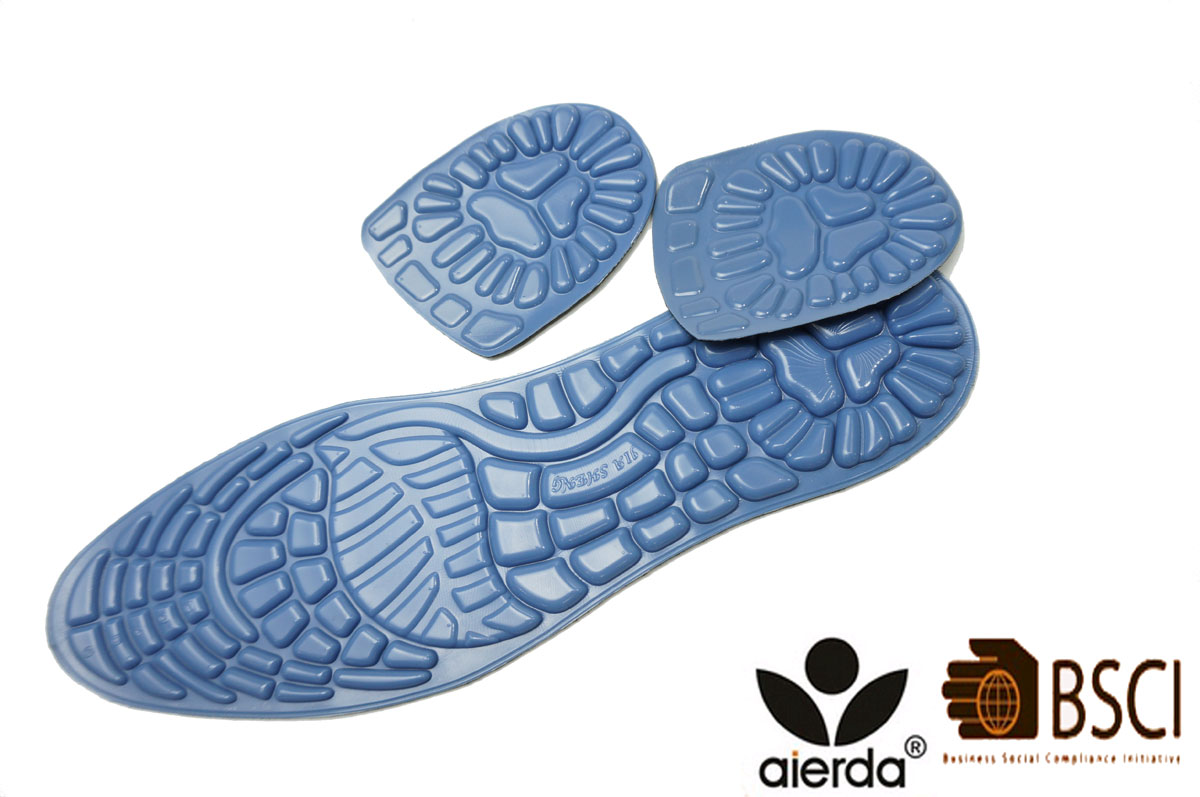 High Quality Massage Liquid Cooling Cold Jelly Gel Insoles