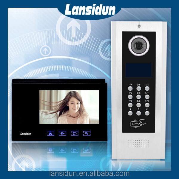 Apartment Building Entry Systems exellent apartment building entry systems video door phone