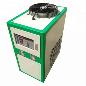 60hp High efficiency Industrial air cooled machine chiller with Eco-friendly R407