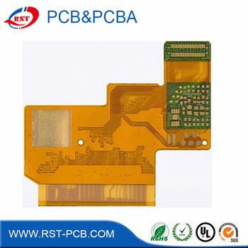 Through Hole Flexible Pcb Layout Designer - Buy Flexible Pcb ...