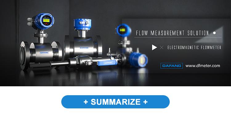 Kaifeng analógico digital de alcohol de salida mag medidor de flujo de agua de drenaje de medidor de flujo