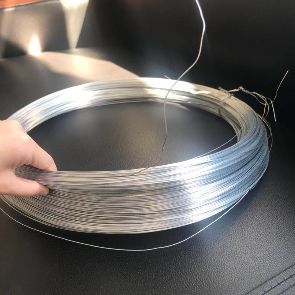 Baling Wire Function And Galvanized Surface Treatment Construction Binding Soft Galvanized Wire