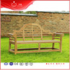 Hot Manufacture Wooden Garden Bench Outdoor Furniture Simple Wooden Bench For Sale