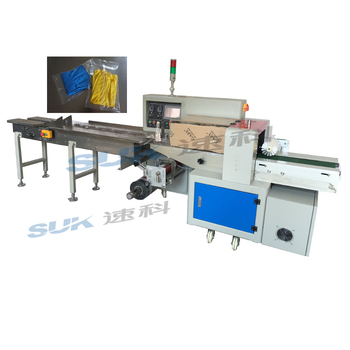 Industrial Household gloves packaging machine in Malaysia