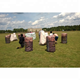 Archery tag equipment inflatable paint ball / inflatable bunker /paintball inflatable bunkers for CS game