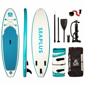 Fissot customized all around inflatable sup paddle board