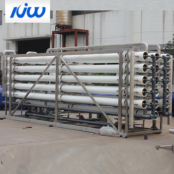 Reverse Osmosis Ro Brackish Water Filtration System Machine Treatment Plant Project Construction