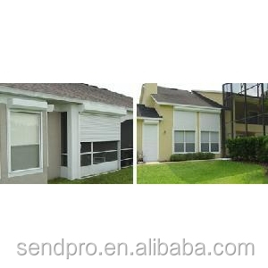 Latest design aluk system aluminum door and window with 5 years warranty