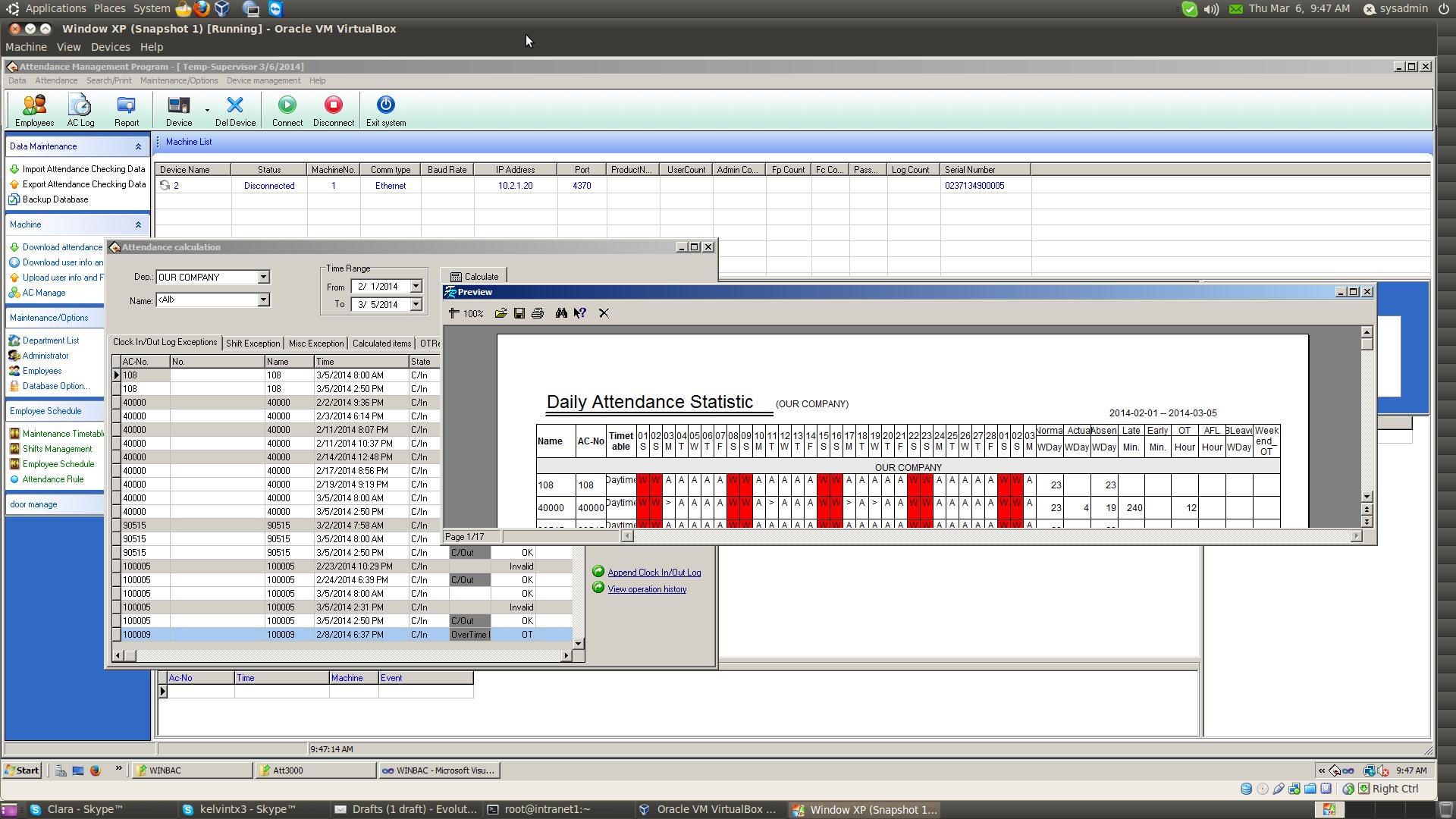 fingerprint time attendance TX628 ZKTime 5 0 ADMS function optional, View  zk time net 3 0 fingerprint time attendance, OEM Product Details from