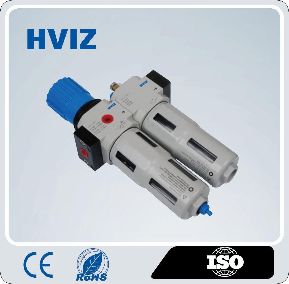 Pneumatic compressor filter the series air combination filter regulator /HFRC SERIES TWO-POINT COMBINATION