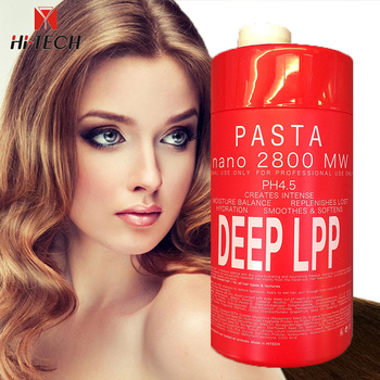 Factory Price deep care repair hair treatment cream spa Hydrating Organic hair smoothing treatment