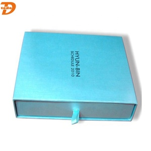 Sliding Cardboard Packaging Paper Drawer Gift Box