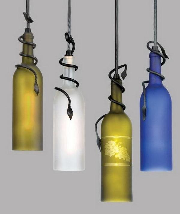 Wine Bottle Tealight Candle Holder, Wine Bottle Tealight Candle Holder  Suppliers and Manufacturers at Alibaba.com