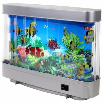 Nouvelle Arrivée Décoratif Table Basse Artificielle Poisson Aquarium ...