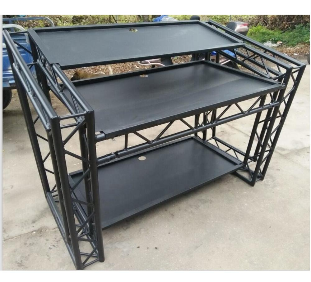 Dj Booth For Sale >> Square Aluminum Portable Black Dj Booth Used For Nightclub On Sale Buy Portable Black Dj Booth Square Aluminum Portable Black Dj Booth Square