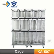 Folding Aluminum Pet Kennel System KA-507