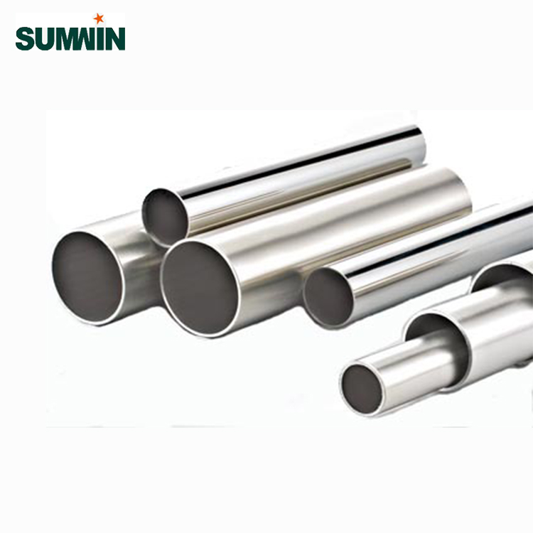 foshan shuangxing  ASTM A554  304 stainless steel metal tube furniture