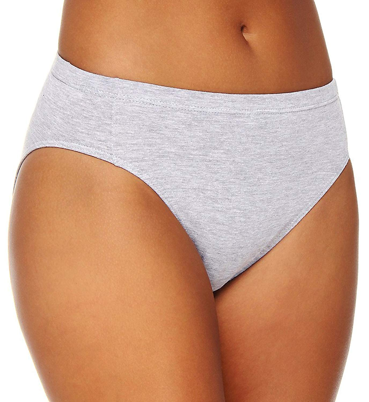 Elita The Essentials Cotton Hi-Cut Brief Panty (4040)
