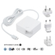2018 Trending products laptop USB-C power adapter 29W 61W 87W 45W 60W 85W power supply for macbook charger
