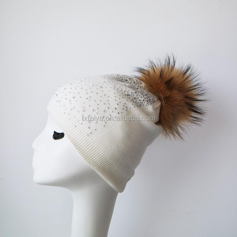 ca94e5452ca Rhinestone Beanie Hat Wholesale