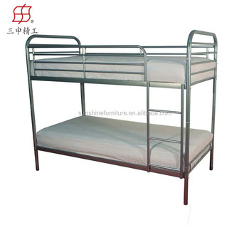 Home Furniture Dormitory Student Bed Metal Bunk Bed Parts Buy