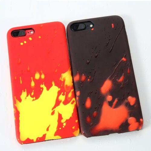 Картинки по запросу Термочувствительный чехол для iPhone и Samsung
