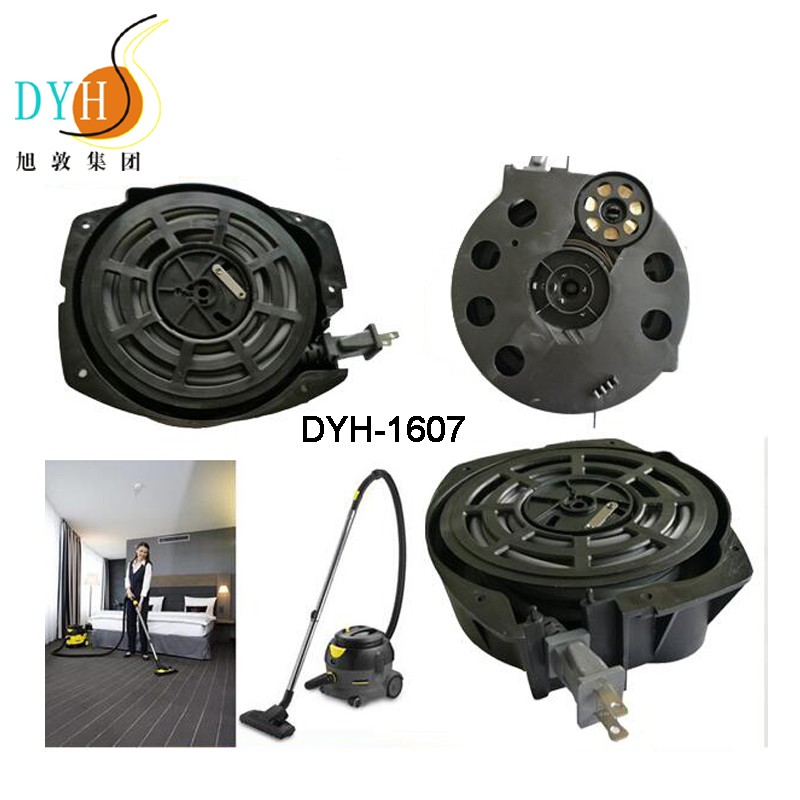 0 75mm2 Diameter 220v Power Cable Retractable Extension