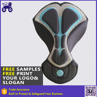 Accept Sample Gel Silicone Pad For Custom Jersey Bike Wear