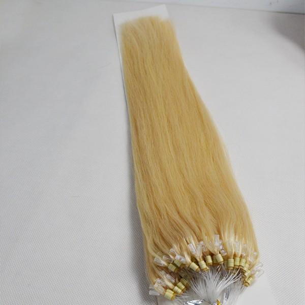 Micro Loop Hair Extensions Easy Loop 1g Micro Bead Brazilian Hair