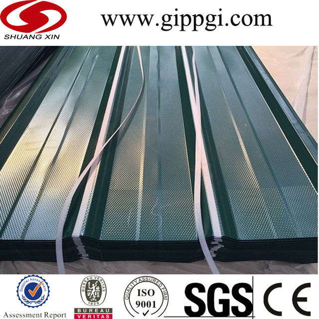 High Quality Roofing Tin