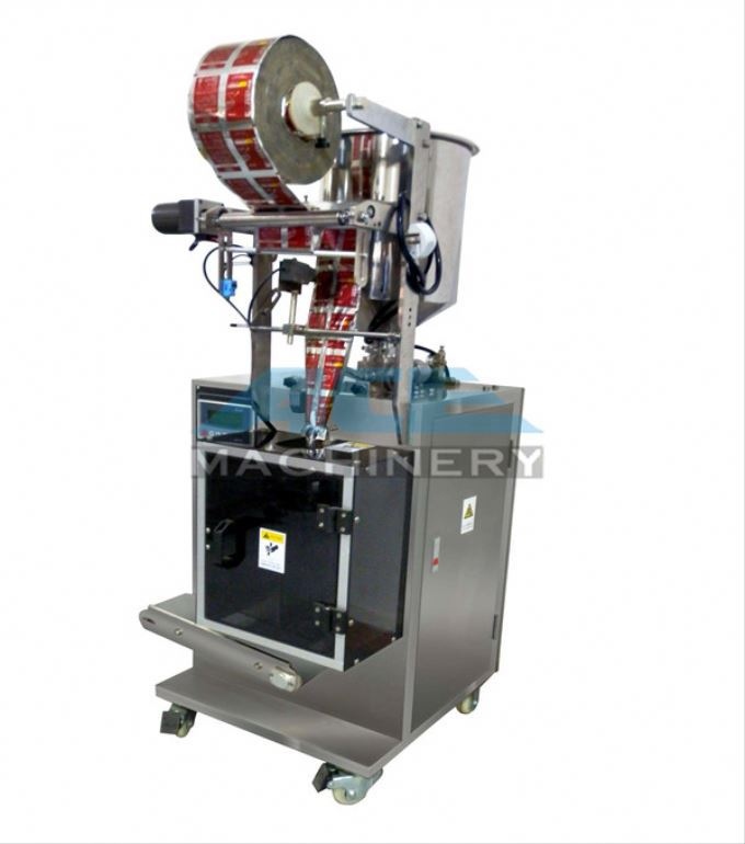 Good Quality 6 Heads Professional China Factory Paste Liquid Mineral Water Filling Machine